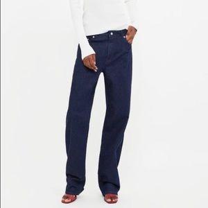 Zara Heritage Straight Jeans